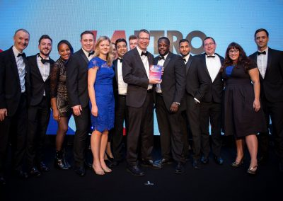 Business Account of the Year: Metro Bank