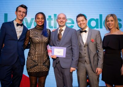E-Commerce Platform of the Year: Love the Sales