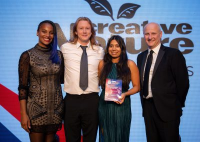 Micro Business of the Year: Creative Nature